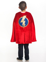 Little Adventures Boy's Red Super Hero Cape