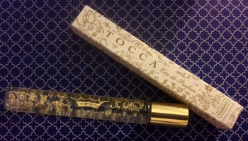 "TOCCA Eau de Parfum, Giulietta 0.33 rollerball w/ $22.00 retail from the Birchbox ""in FULL bloom"" Limited Edition Box"