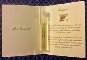 TOCCA Eau de Parfum Margaux 0.05 sample vial from Birchbox