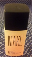 MAKE Dual-Phase Eye Makeup Remover in sample size of 1oz (full-size is $22.00 for 4 fl OZ) so $5.50 retail from March 2013 Birchbox