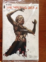 Walking Dead comic book w/exclusive cover