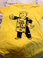 The End is Nigh Shirt