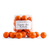 Dean & Deluca Pumpkin Spice Malt Balls
