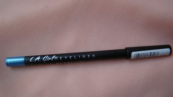 L.A. Girl Eyeliner - Metallic Blue