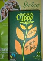 Nature's Cuppa Organic Ceylon Tea