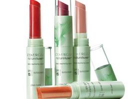covergirl natureluxe lipstick in spice