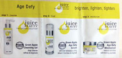 Juice Beauty Age Defy Brighten Lighten Tighten