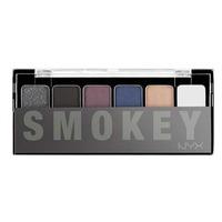 NYX Cosmetics Smokey Shadow Palette
