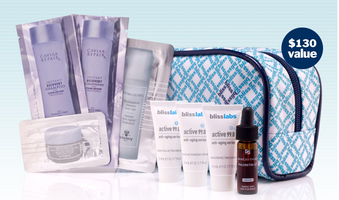 Bliss Spa Anti-Aging Gift Set