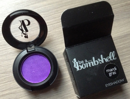 Be a Bombshell eyeshadow in Mardi Gras