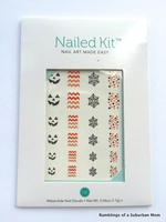 "Nailed Kit Halloween Decals ""Jack-O-Lantern"""
