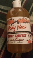 Body Wash with butternut and pumpkin extract