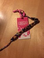 Keep a Breast bracelet
