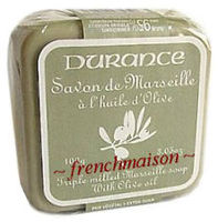 Durance Triple Milled Marseille Soap with Olive Oil