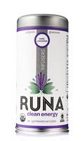 RUNA Clean Energy Organic Guayusa Sage Lavender Tea