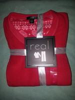 Real Underwear microfleece pj set
