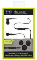 TYLT | Tunz Stereo Headphones | Black