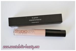 Studio 277 Lipgloss in Whisper