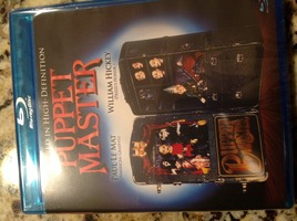 Puppet Master Blu Ray Horror Movie