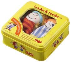 The Pirates Locke & Socke Finger Puppets