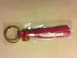 Birchbox Pink Tassle Keychain