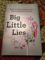 Big Little Lies hardcover book