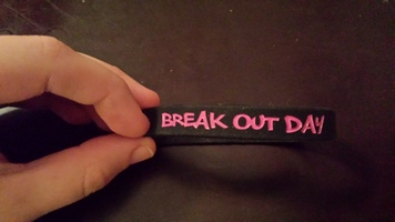 Break Out Day wristband