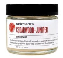 Schmidt's Cedarwood & Juniper