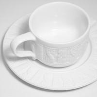 Waku Sweater Cup and Saucer Set