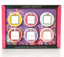 Laura Ashley Body Butter (1 tub from a set of 6)
