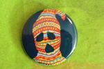Ghost thief button by Valentin