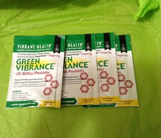 Green Vibrance-4 packets