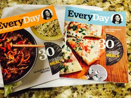 Rachael Ray Mini Cookbooks
