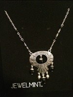 Jewelmint Night Owl Necklace
