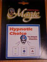 Hypnotic Choice by Royal Magic