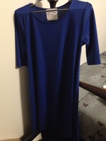 Cut and Sew by Golden Tote swing dress small