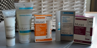 Murad 5-Piece Skincare Set
