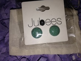 Faux Turquoise Eve Earrings