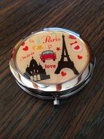 Paris Pocket Mirror