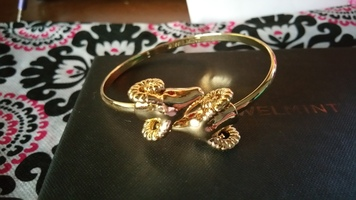 JewelMint Rams head bracelet