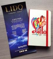 Lido Paris Notebook