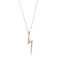 Jules Smith Strike Charm Necklace