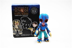 Science Fiction Vinyl Figure