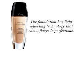 Guerlain Parure de Lumiere Light-Diffusing Foundation with Sunscreen Moisture Infusion