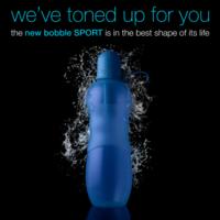 Bobble Sport Filtering Water Bottle