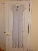Blowout - Short Sleeve Maxi Dress