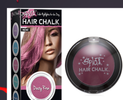 Splat Hair Chalk (Dusty Rose)
