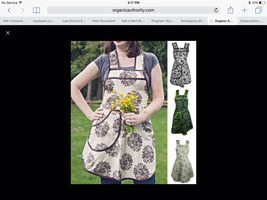 Super Cute Apron with pocket