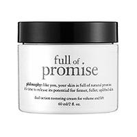 Philosophy Full of Promise Restoring Cream – .4 oz Value $13