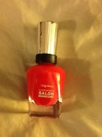 Sally Hansen- Tickle Me Pink